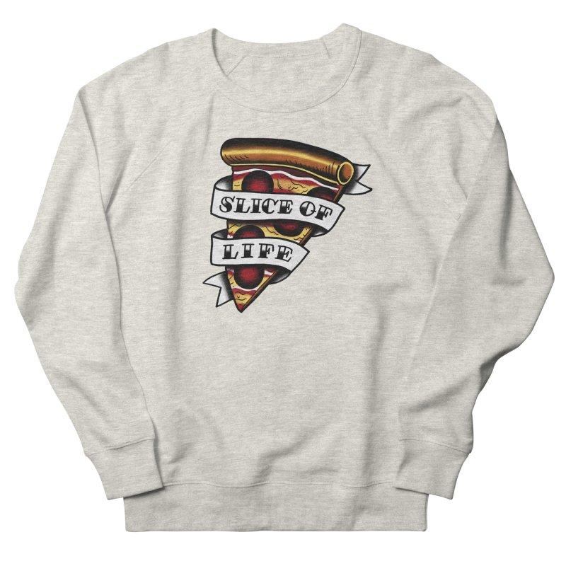 Slice of Life Women's Sweatshirt by jenmussari's Artist Shop