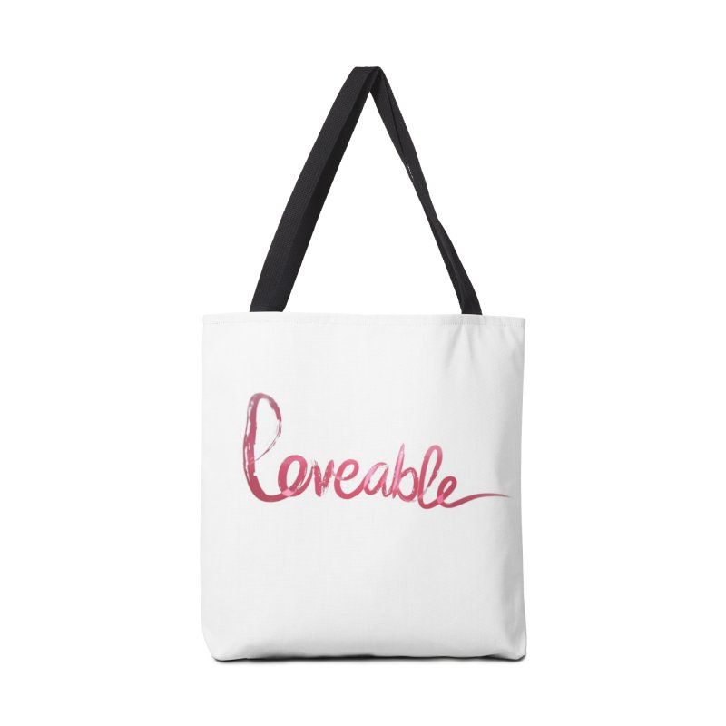 Loveable Accessories Bag by Jenna YoNa Bloom's Artist Shop