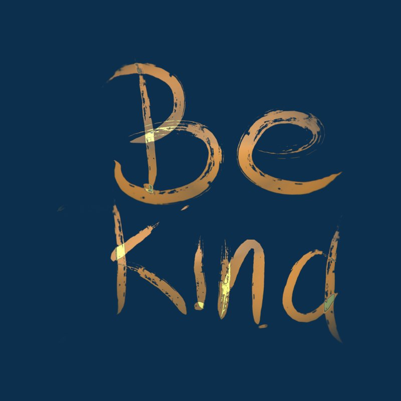 Be kind Accessories Notebook by Jenna YoNa Bloom's Artist Shop