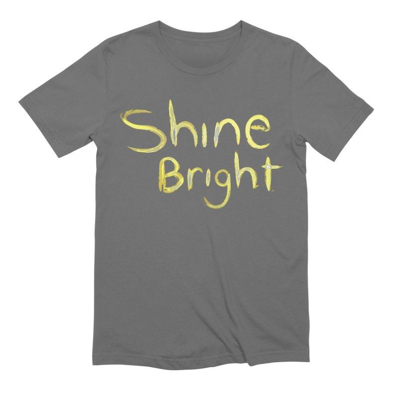 Shine bright Men's T-Shirt by Jenna YoNa Bloom's Artist Shop