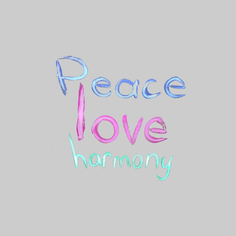 Peace, Love, Harmony Accessories Mug by Jenna YoNa Bloom's Artist Shop