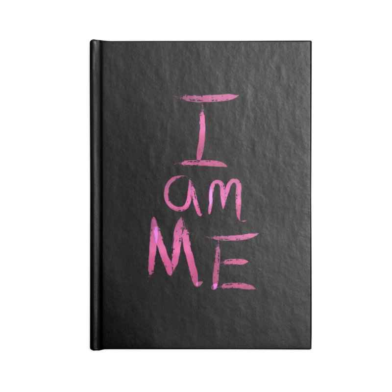I am Me Accessories Notebook by Jenna YoNa Bloom's Artist Shop