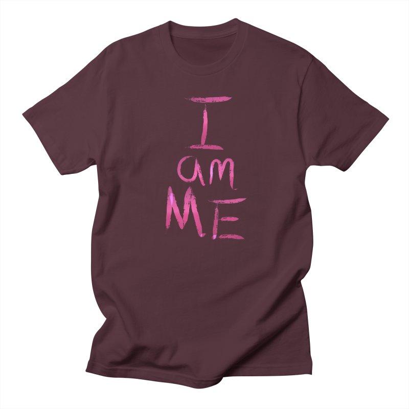 I am Me Men's T-Shirt by Jenna YoNa Bloom's Artist Shop