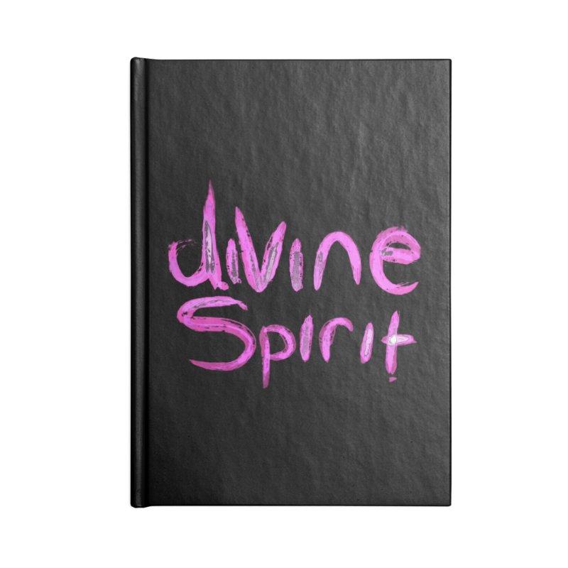 Divine Spirit Accessories Notebook by Jenna YoNa Bloom's Artist Shop