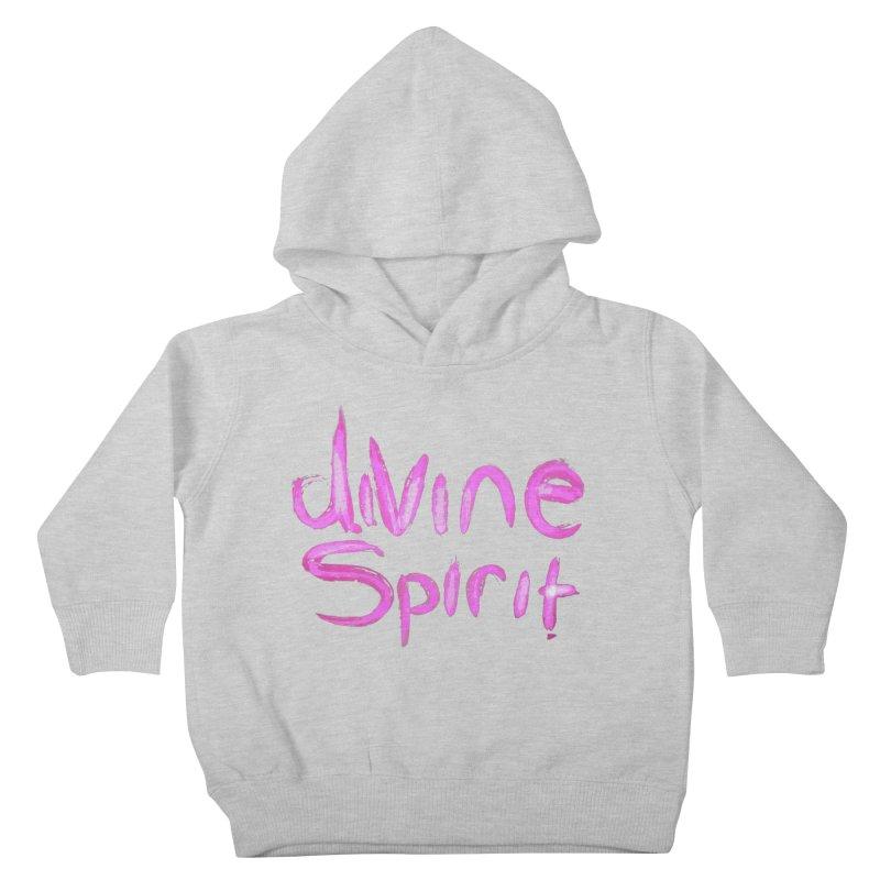 Divine Spirit Kids Toddler Pullover Hoody by Jenna YoNa Bloom's Artist Shop
