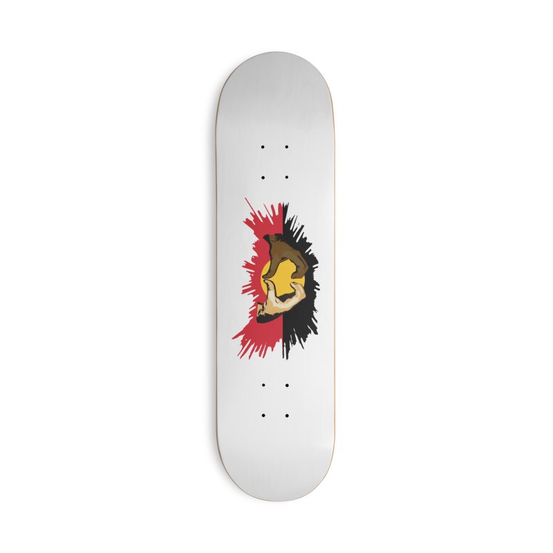 Love and solidarity Accessories Skateboard by Jenna YoNa Bloom's Artist Shop