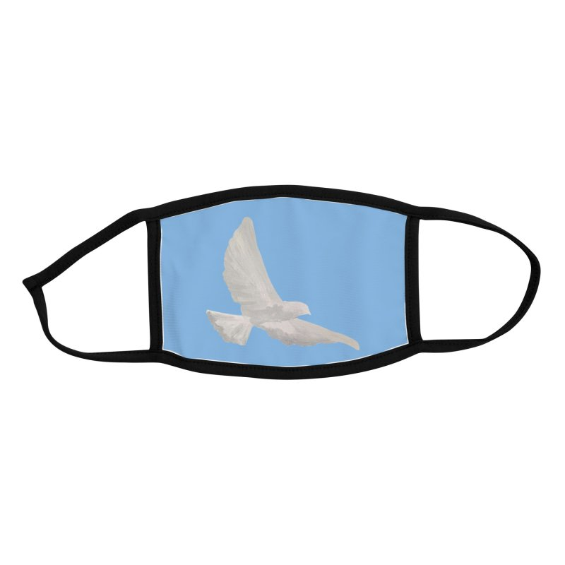 Dove of peace Accessories Face Mask by Jenna YoNa Bloom's Artist Shop