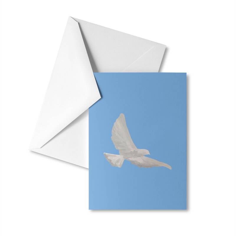Dove of peace Accessories Greeting Card by Jenna YoNa Bloom's Artist Shop