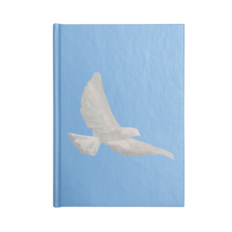Dove of peace Accessories Notebook by Jenna YoNa Bloom's Artist Shop
