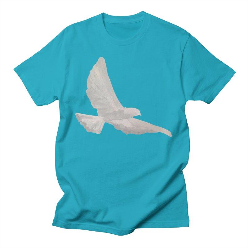Dove of peace Men's T-Shirt by Jenna YoNa Bloom's Artist Shop