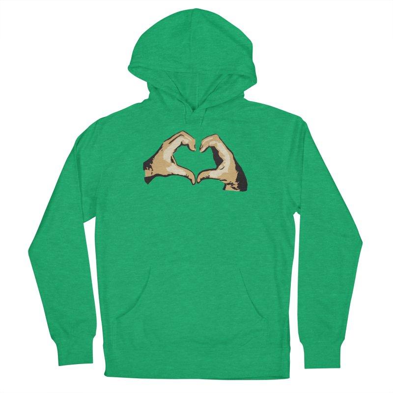 Spread love Women's Pullover Hoody by Jenna YoNa Bloom's Artist Shop