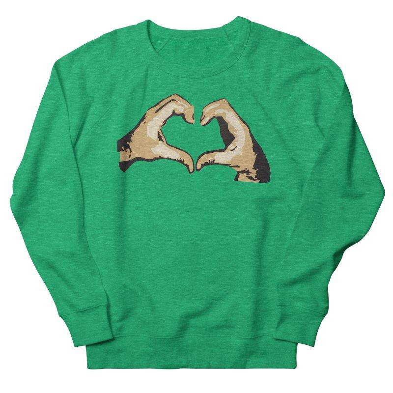 Spread love Women's Sweatshirt by Jenna YoNa Bloom's Artist Shop