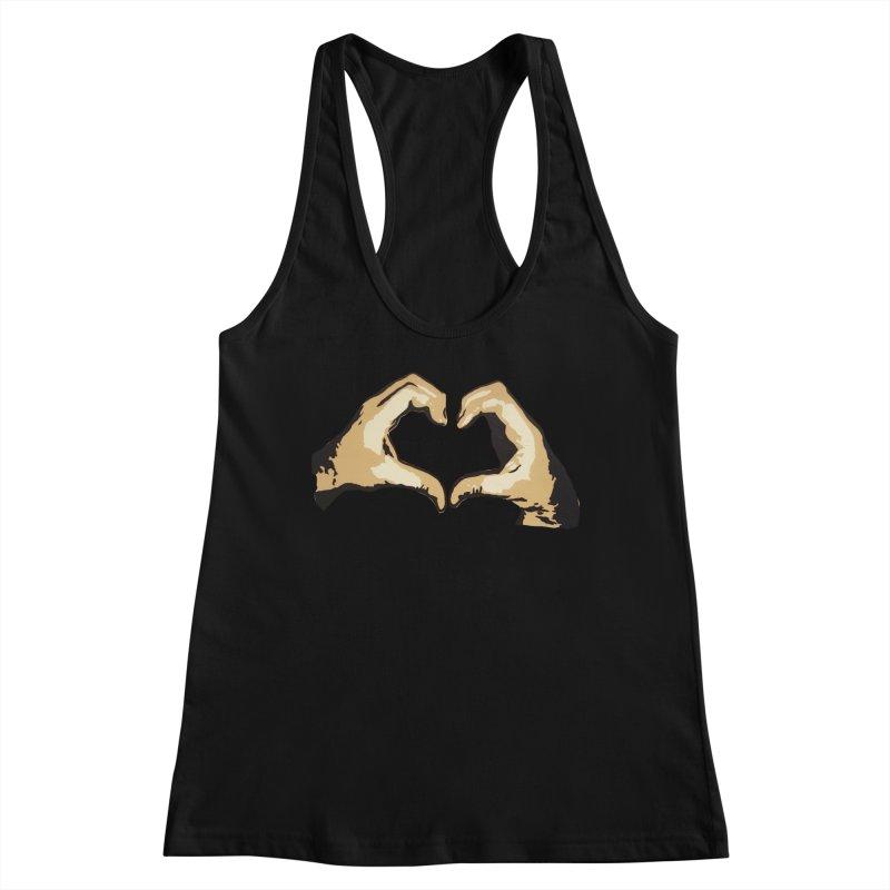 Spread love Women's Tank by Jenna YoNa Bloom's Artist Shop
