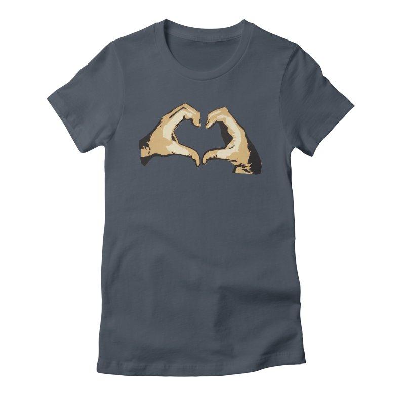 Spread love Women's T-Shirt by Jenna YoNa Bloom's Artist Shop