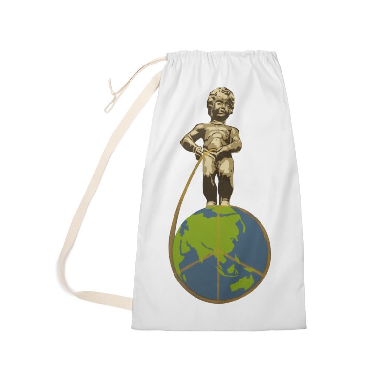 Peeace be upon you Accessories Bag by Jenna YoNa Bloom's Artist Shop
