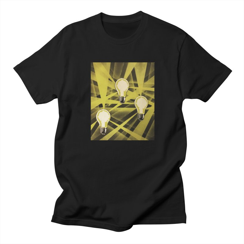 Time to Shine Men's T-Shirt by Jenna YoNa Bloom's Artist Shop