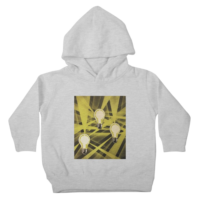 Time to Shine Kids Toddler Pullover Hoody by Jenna YoNa Bloom's Artist Shop