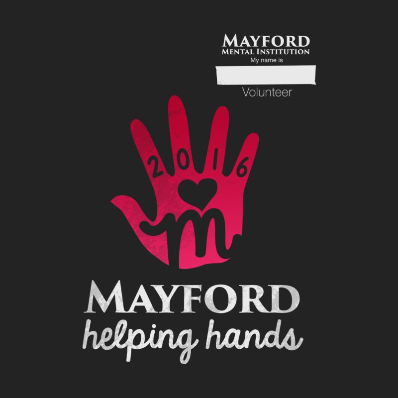 Mayford Helping Hands Tee by Jenn Hype