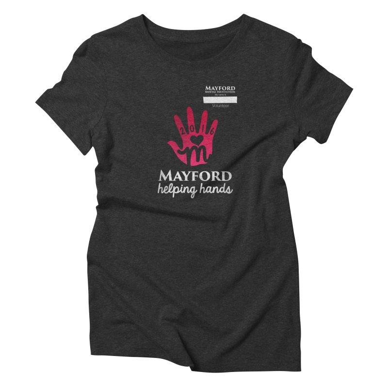 Mayford Helping Hands Tee Women's T-Shirt by Jenn Hype