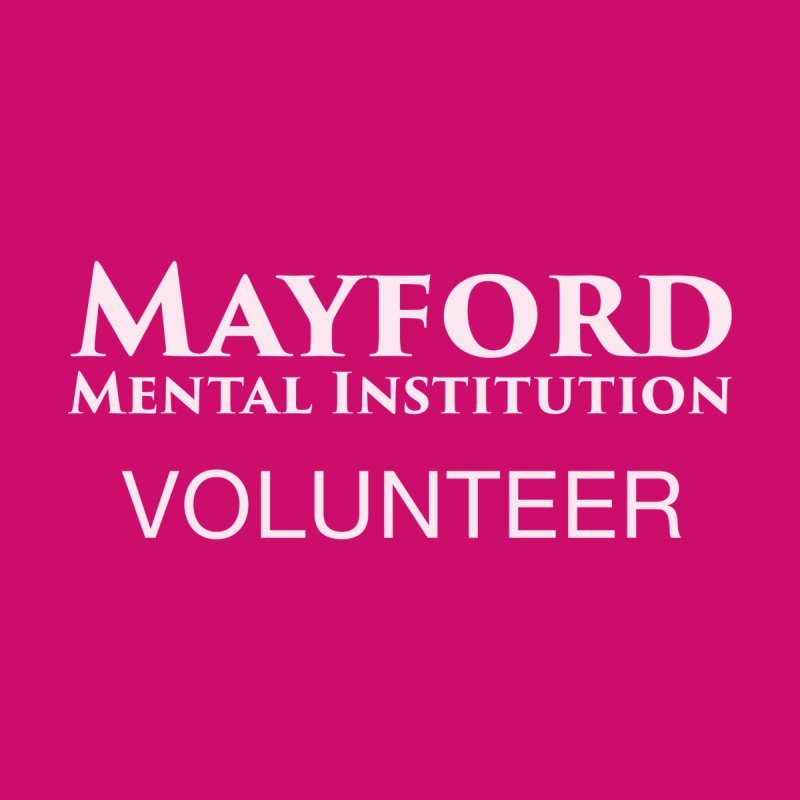 Mayford Volunteer Tee by Jenn Hype