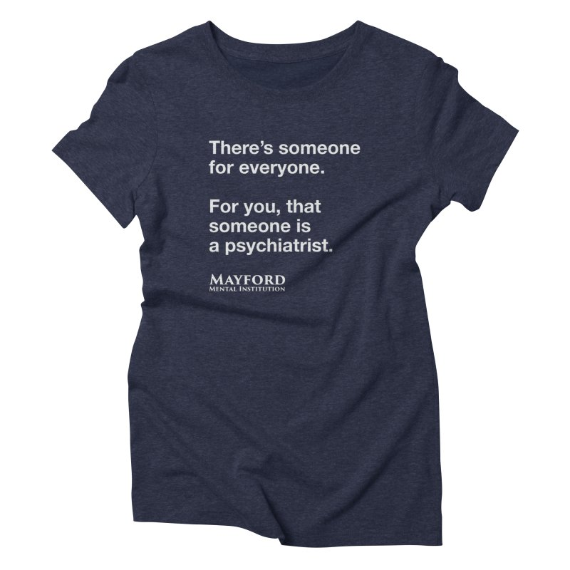Someone For Everyone Tee Women's T-Shirt by Jenn Hype