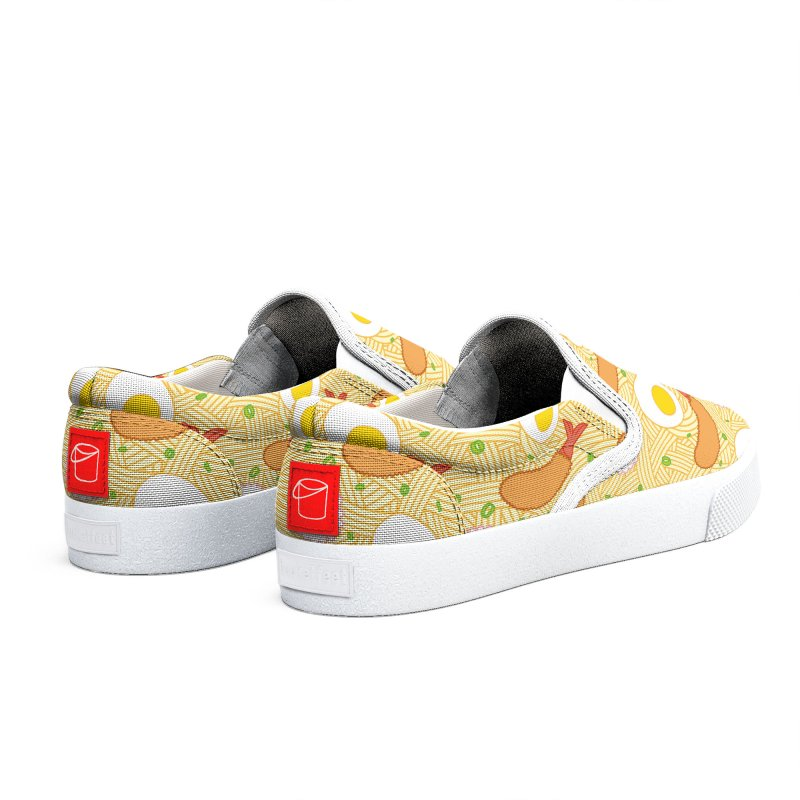 Endless Ramen Men's Shoes by Jenni Does Art