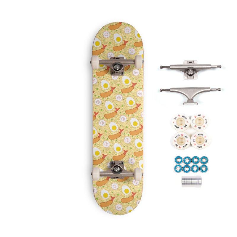 Endless Ramen Accessories Complete - Premium Skateboard by Jenni Does Art