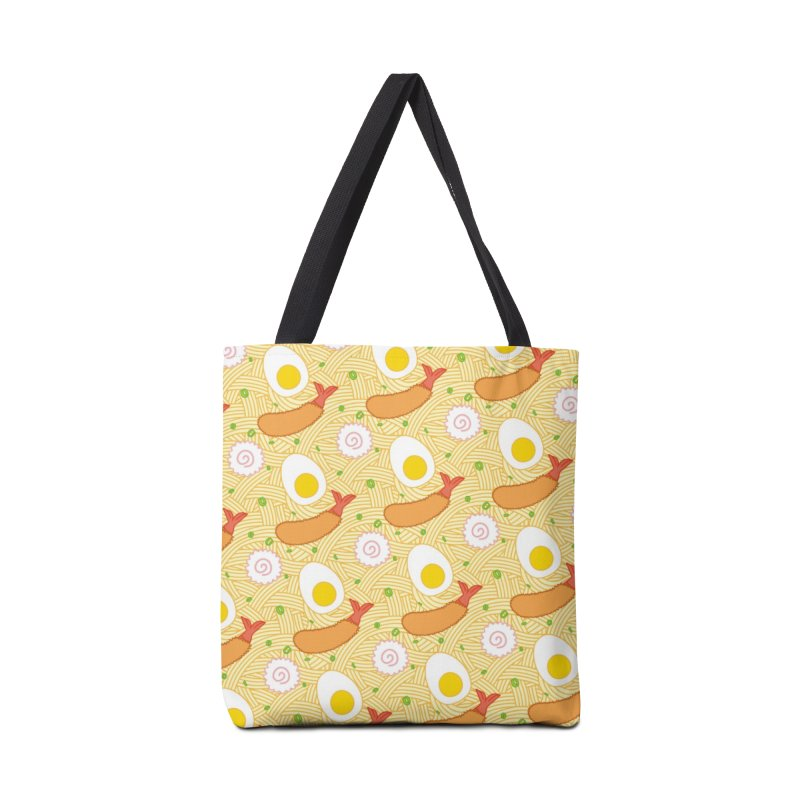 Endless Ramen Accessories Tote Bag Bag by Jenni Does Art