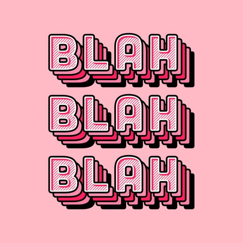 Blah Blah Blah by Jenni Does Art