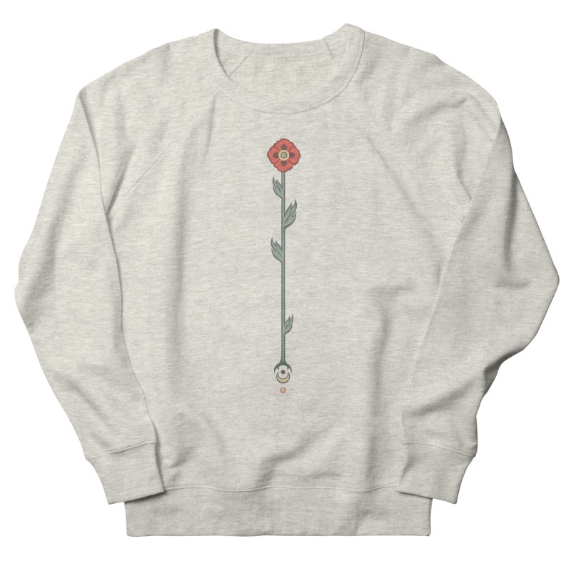Celestial Poppy Men's Sweatshirt by Supersticery Shop