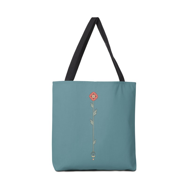 Celestial Poppy Accessories Bag by Supersticery Shop