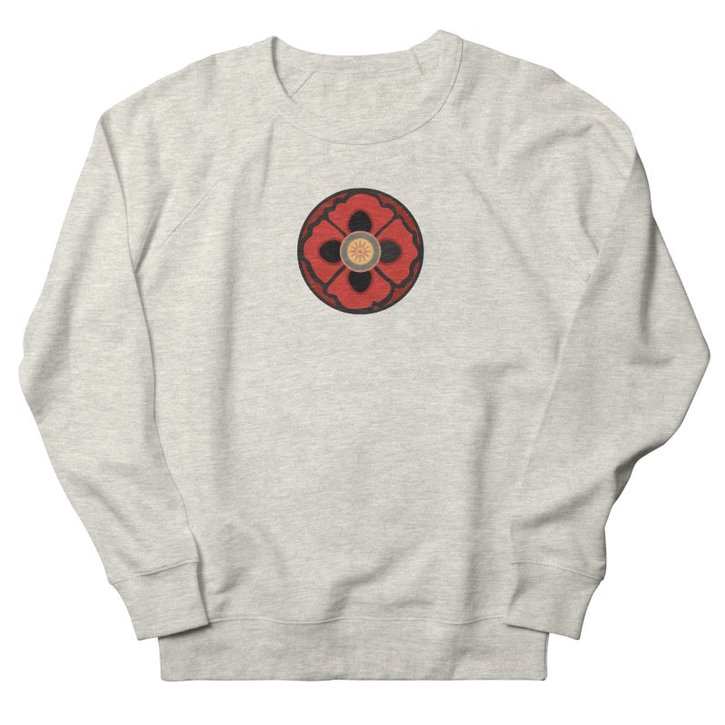 Iconic Poppy Women's French Terry Sweatshirt by Supersticery Shop