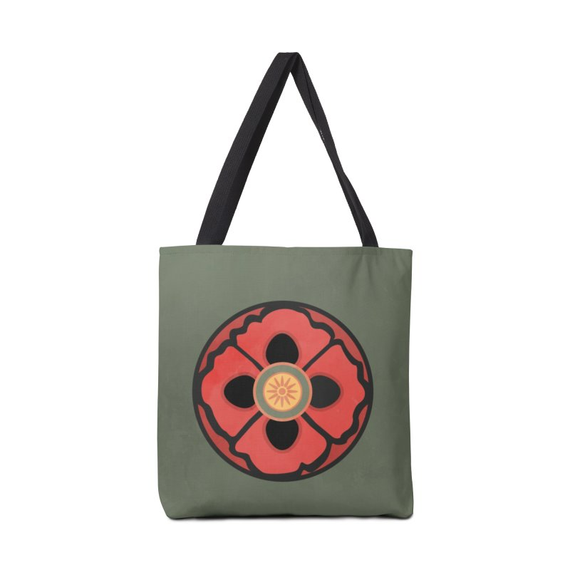 Iconic Poppy Accessories Bag by Supersticery Shop