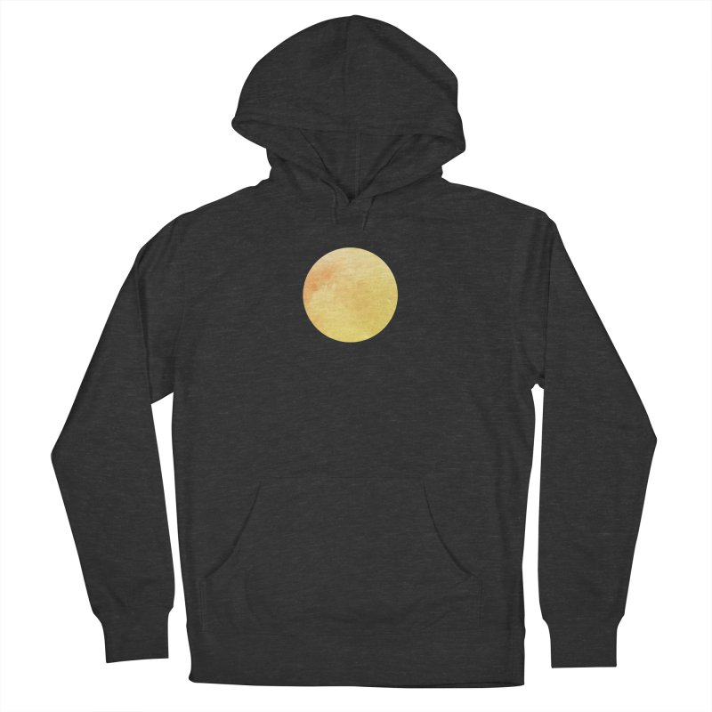 Orb Men's French Terry Pullover Hoody by Supersticery Shop