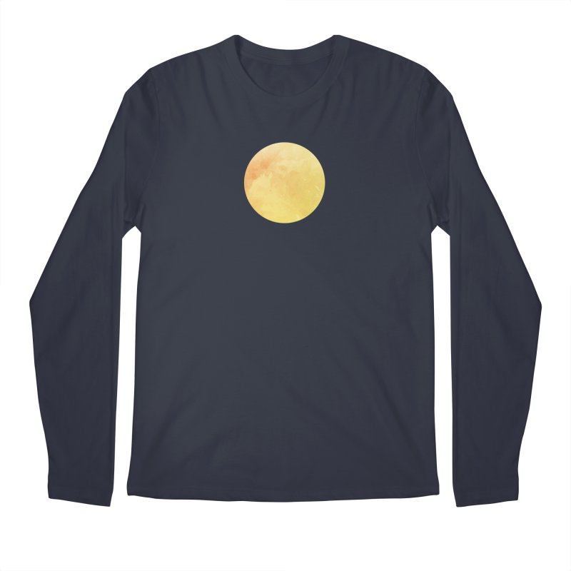 Orb Men's Regular Longsleeve T-Shirt by Supersticery Shop