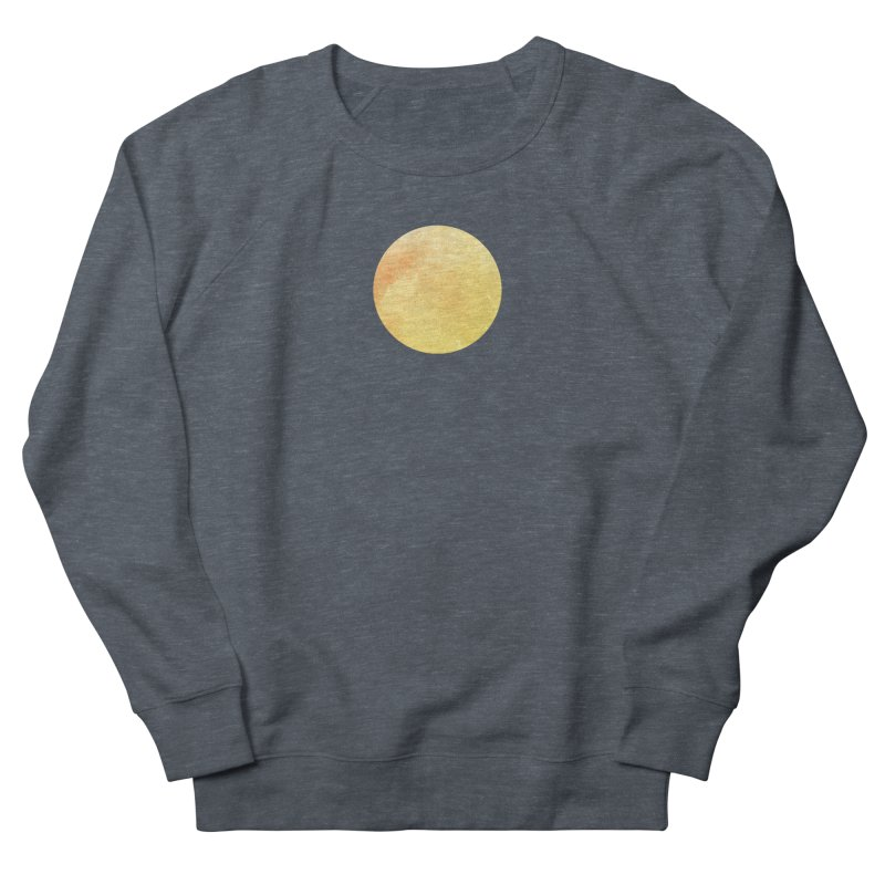Orb Women's French Terry Sweatshirt by Supersticery Shop