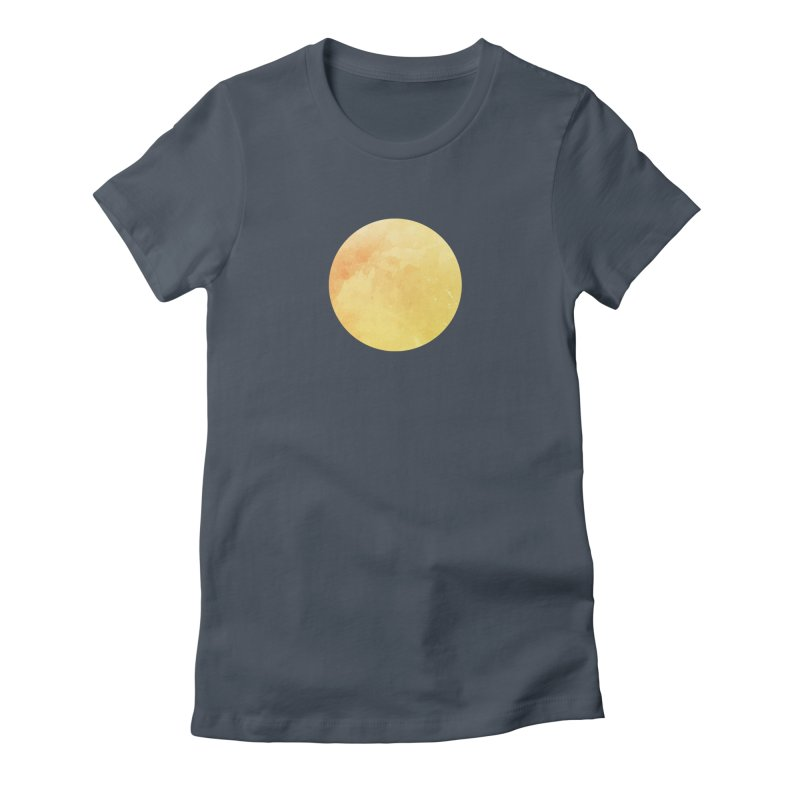 Orb Women's Fitted T-Shirt by Supersticery Shop