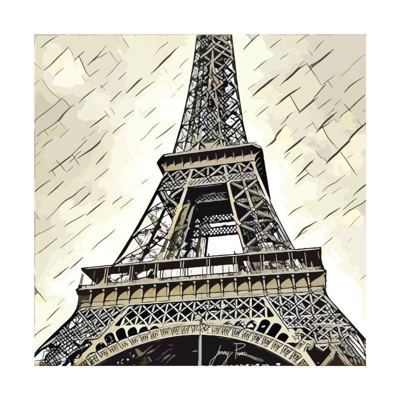 eiffel tower by jennypivor's Artist Shop