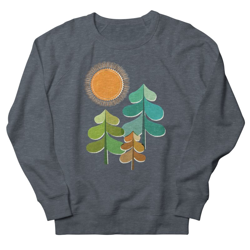 Golden Days Women's Sweatshirt by Jenny Tiffany's Artist Shop