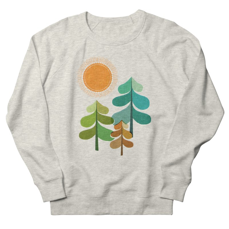 Golden Days Men's Sweatshirt by Jenny Tiffany's Artist Shop
