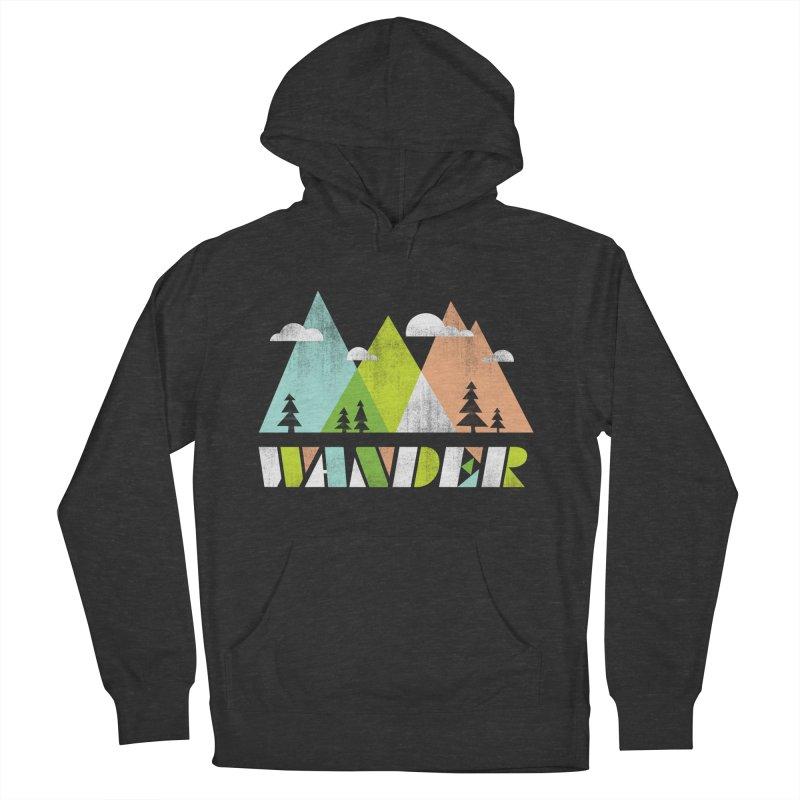 Wander Women's Pullover Hoody by Jenny Tiffany's Artist Shop