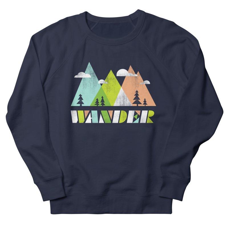 Wander Women's Sweatshirt by Jenny Tiffany's Artist Shop