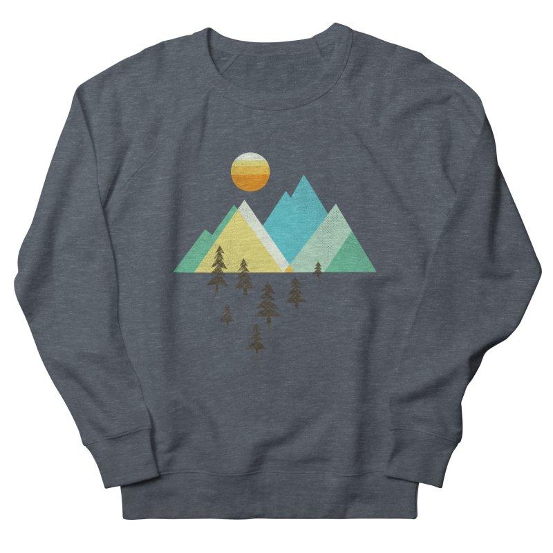 Asphalt Sun Women's French Terry Sweatshirt by Jenny Tiffany's Artist Shop