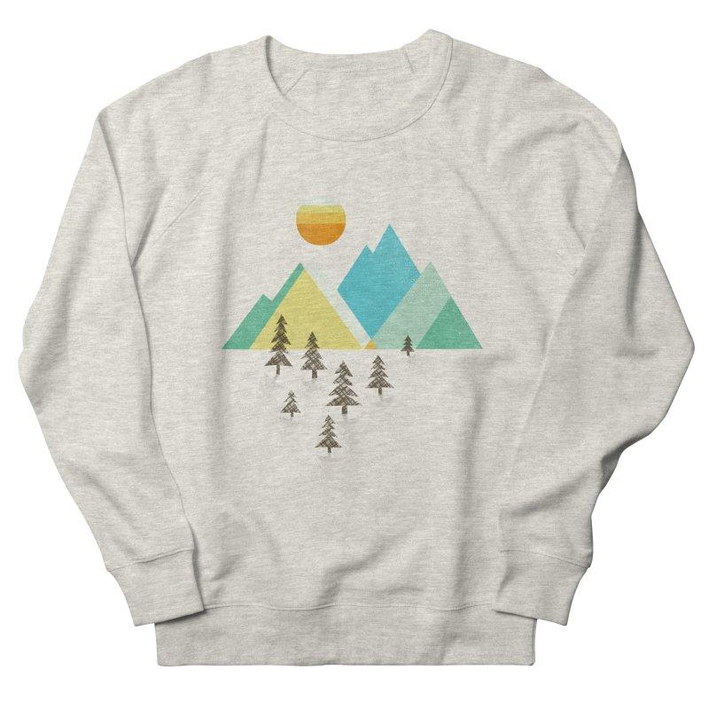 Asphalt Sun Women's Sweatshirt by Jenny Tiffany's Artist Shop