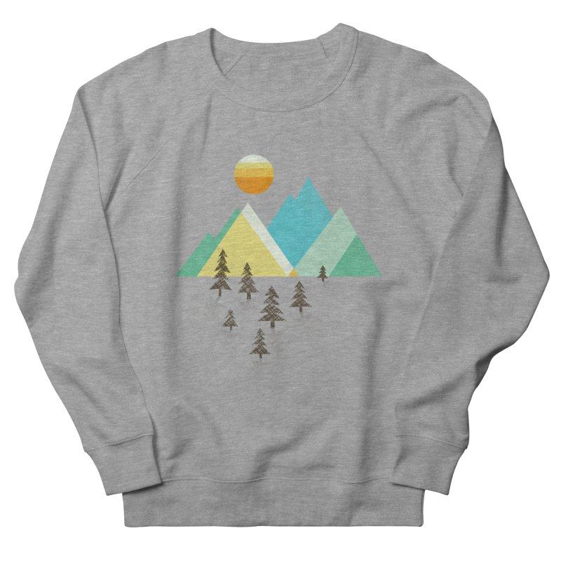 Asphalt Sun Men's Sweatshirt by Jenny Tiffany's Artist Shop