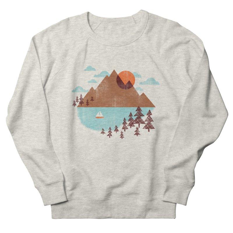 Indian summer Men's Sweatshirt by Jenny Tiffany's Artist Shop