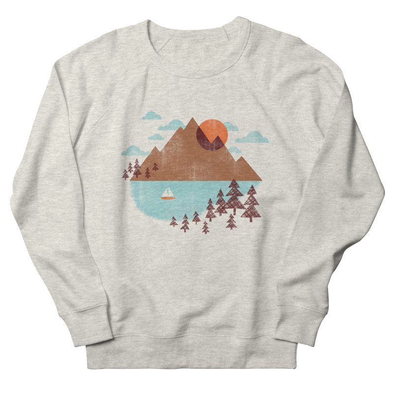 Indian summer Men's Sweatshirt by Jenny Tiffany's Artist Shop