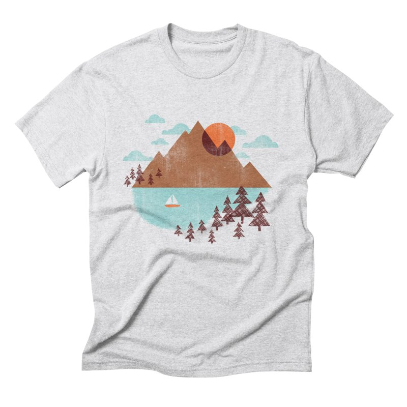 Indian summer Men's Triblend T-Shirt by Jenny Tiffany's Artist Shop