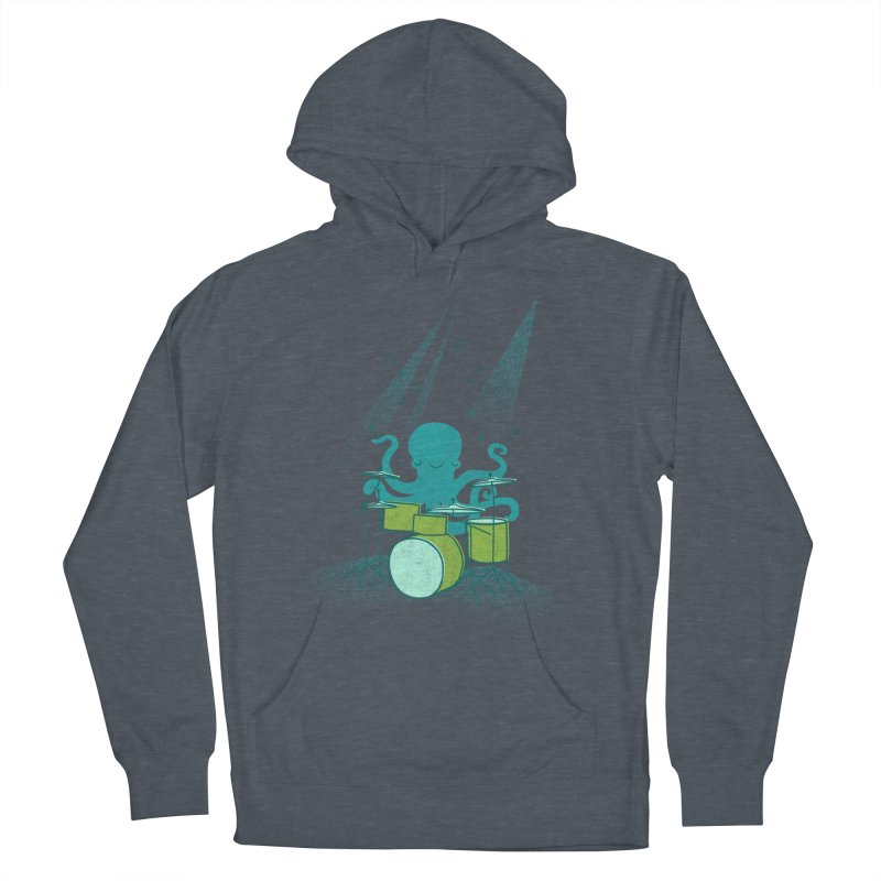 Under Sea Beats Women's Pullover Hoody by Jenny Tiffany's Artist Shop