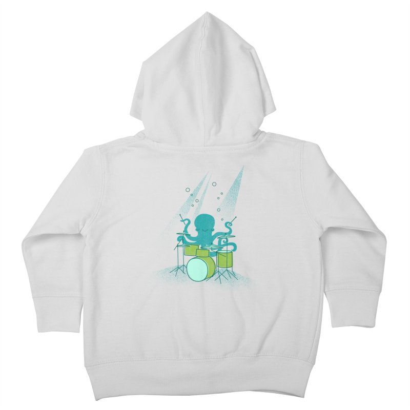 Under Sea Beats   by Jenny Tiffany's Artist Shop